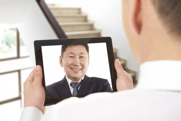 Video interviewing for executive recruitment